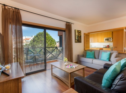 1 bedroom apartment at Corcovada in Albufeira, Wi-Fi