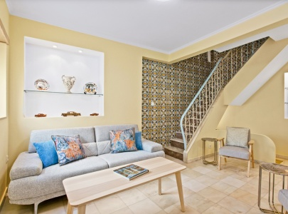 *NEW* Luxury 3-bed house with spectacular sea views in the heart of Albufeira Old Town