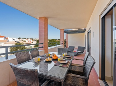 Luxury Penthouse Apartment in Albufeira, Parque da Corcovada