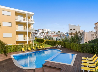 Superb Apartment in Old Town, Albufeira, with Pool