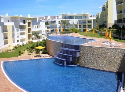 Superb Penthouse with sea views near Old Town, Albufeira